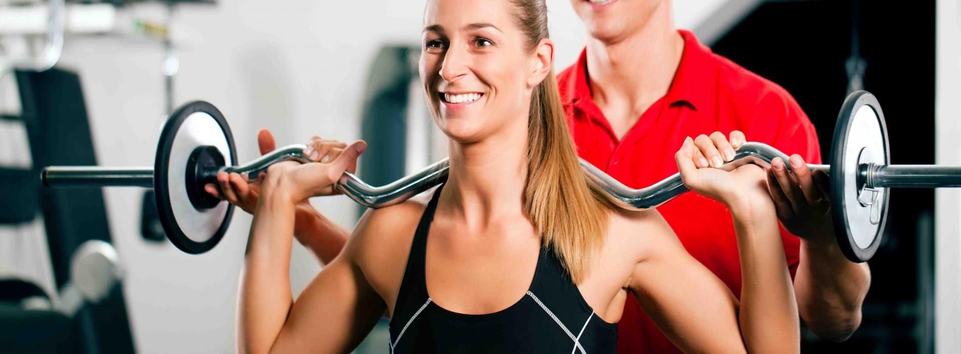 Фитнес-тренер на дому