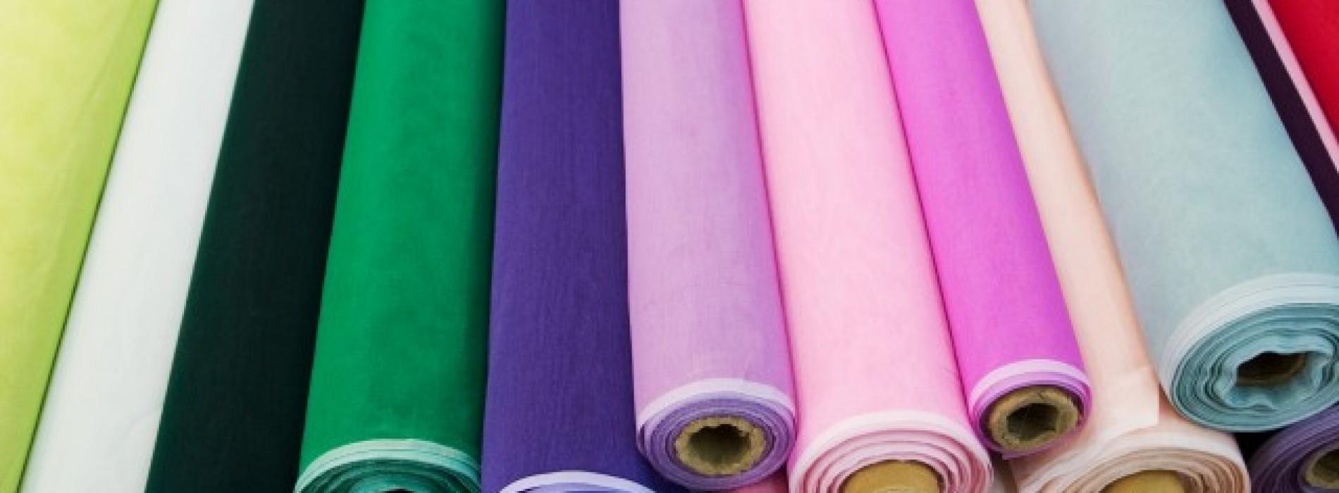 Производство и продажа тканей