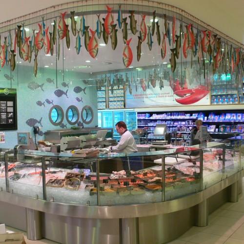 Магазин рыбы